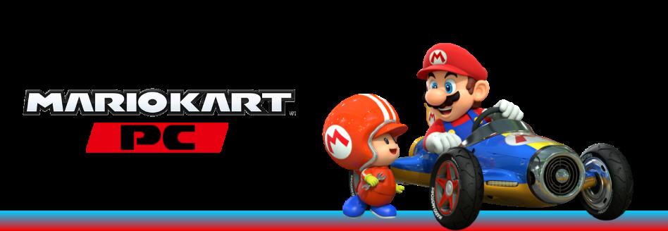 Mario cart pc